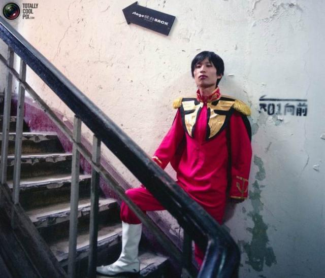 Chinese Cosplay (17 pics)
