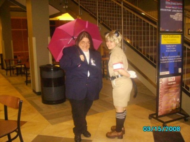 Funny People In Cosplays (43 pics)