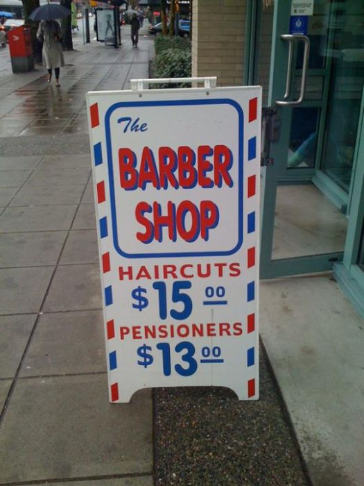 Hilarious Signs And Labels (21 pics)