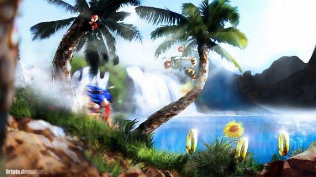 Repainted Video Games (31 pics)