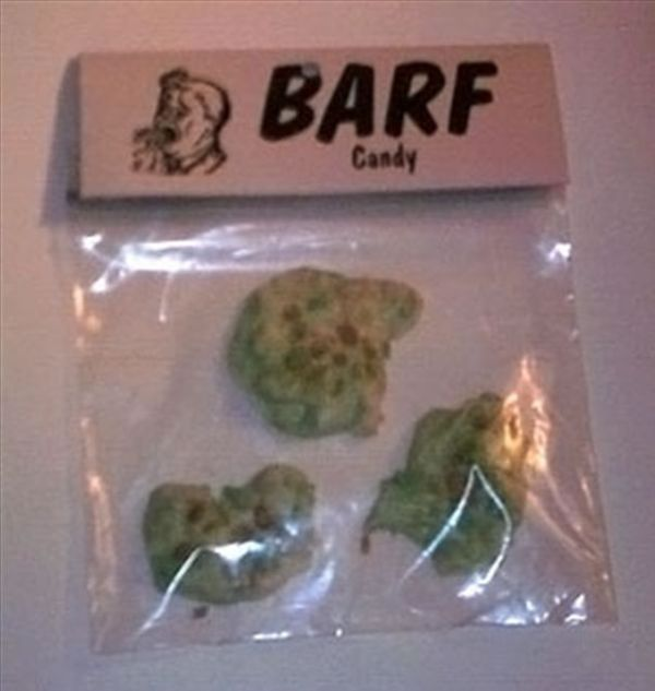 Some Unappetizing Candy (25 pics)
