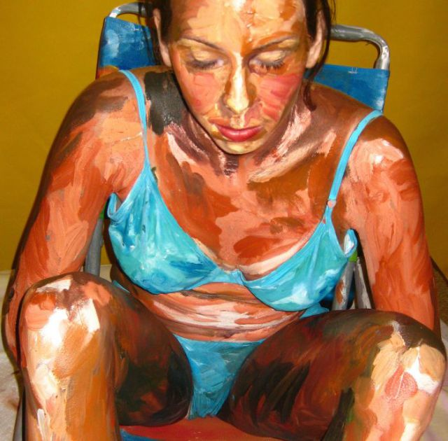 Acrylic People (21 pics)
