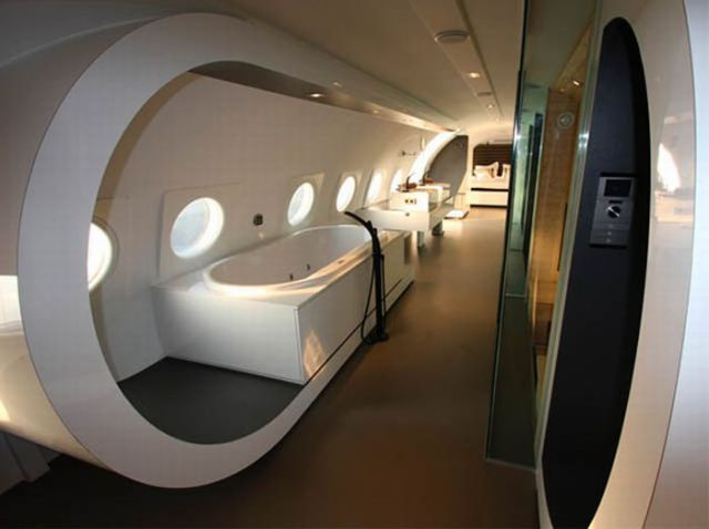 Living inside the airplane 35 pics for Interieur avion ryanair