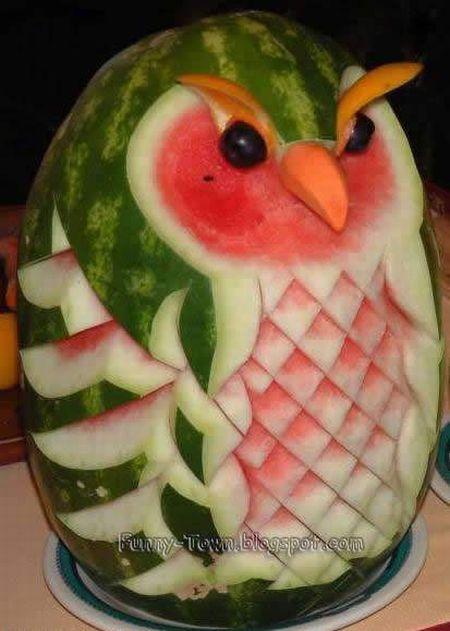 Great Food Sculptures (14 pics)