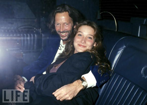 Lovers of Carla Bruni (5 pics)
