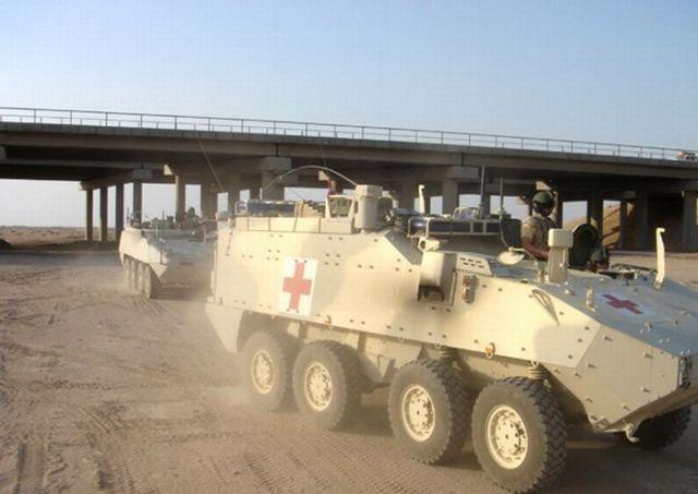 Military Medical Vehicles (46 pics)