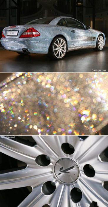 Russian's New Car Fashion (24 pics)