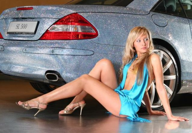 Russian's New Car Fashion (24 pics)