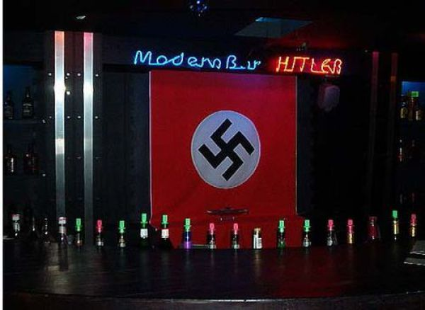 Hitler Asian Restaurants (11 pics)