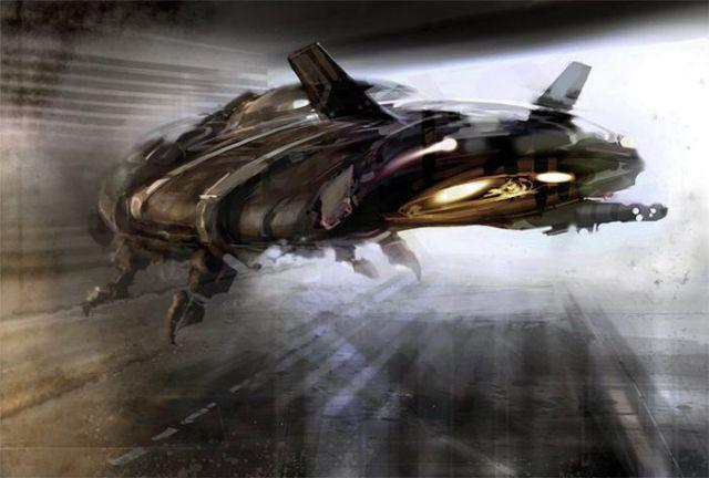 Creative War Computer Graphics by Mariusz Kozik (54 pics)