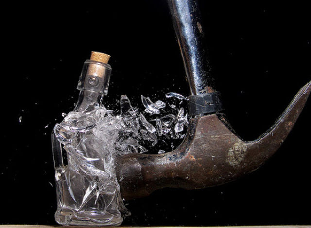 Freeze Time With High Speed Photography (28 pics)