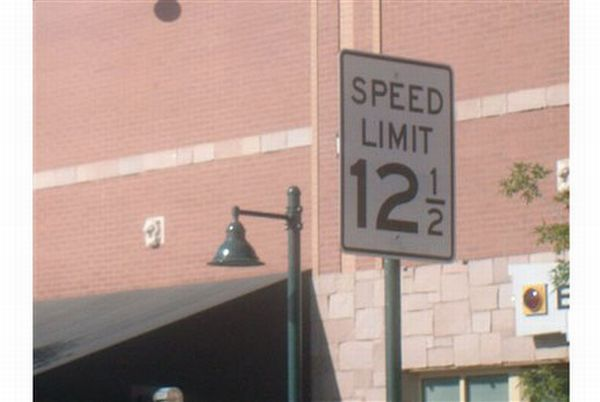 Hilarious Road Signs (25 pics)