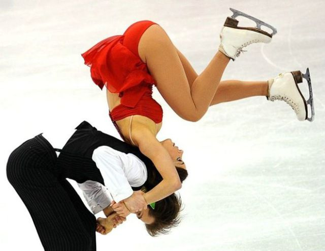 Unusual and Funny Sports Pictures (47 pics)