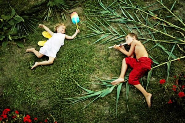 Best Creative Photos with Children (26 pics)