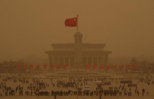 Retro-China in Orange Dust (39 pics)