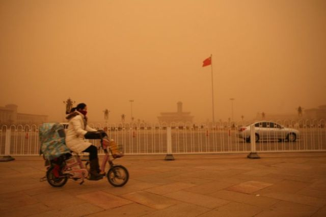 Retro-China in Orange Dust (39 pics)