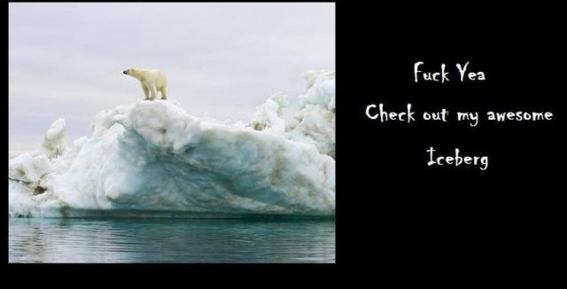 SOS: Global Warming Is Very Close! (4 pics)