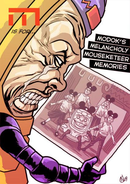 A Different View of Popular Comics (26 pics)