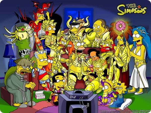 Great Simpsons Fanart Collection (85 pics)