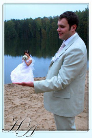 """""""Overcreative"""" Wedding Photos (21 pics)"""