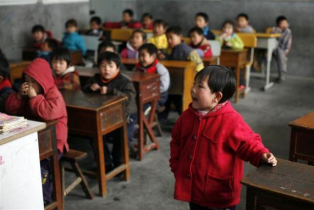 The Life of Chinese Kids (30 pics)