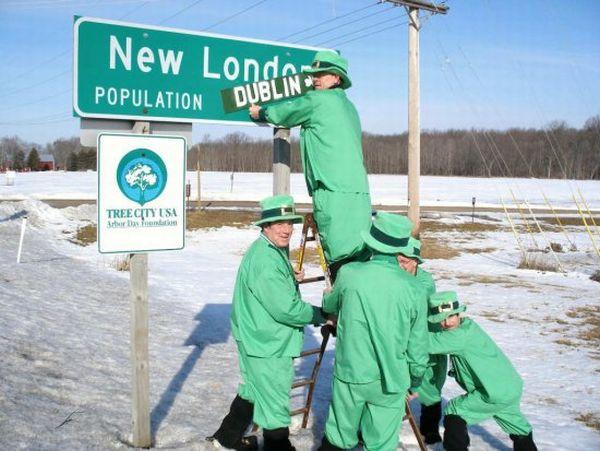 Real Life Leprechauns (21 pics)