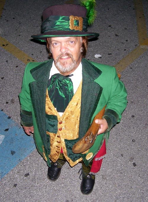 The irish fat midget