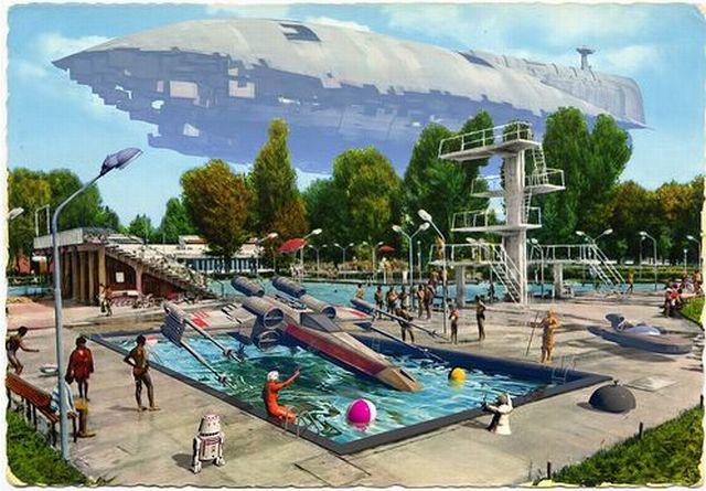 Alien Postcards (36 pics)