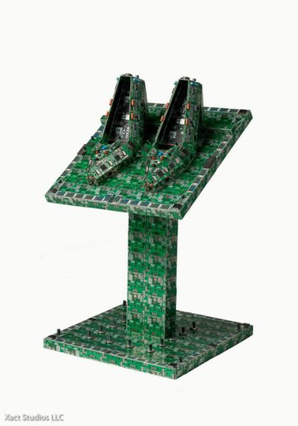 How to Creatively Use Recycled PCBs! (15 pics)
