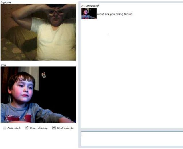 Online chat with boys