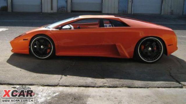 Hand Built Lamborghini (35 pics)