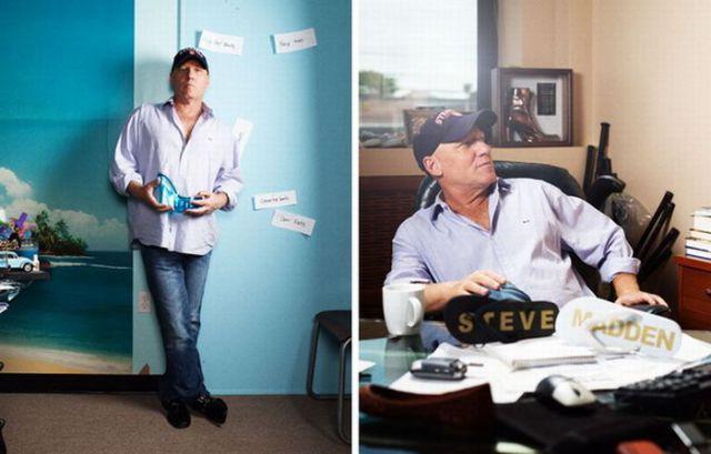 How Peter Yang Sees Celebrities (24 pics)