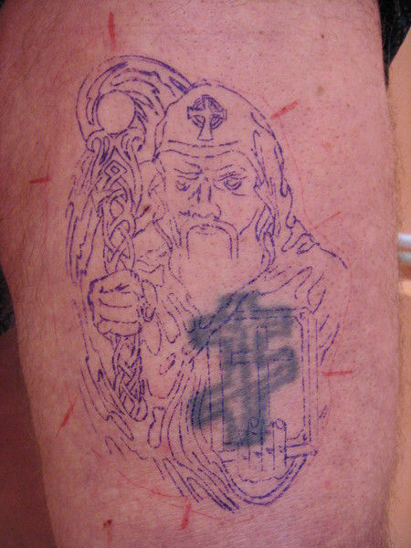 The Lord of the Tattoos (56 pics)