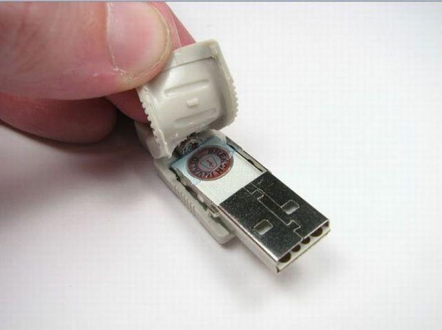 Cool USB-stick (28 pics)