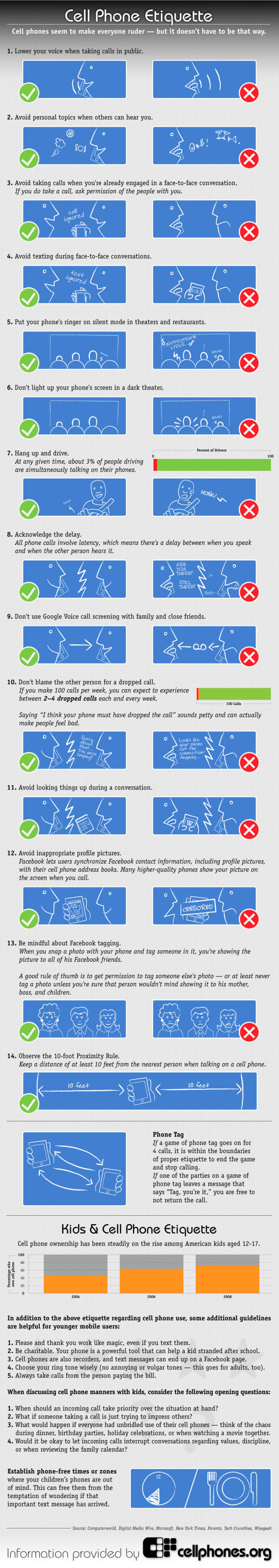 How You Should Talk On the Cell Phone (1 pic)