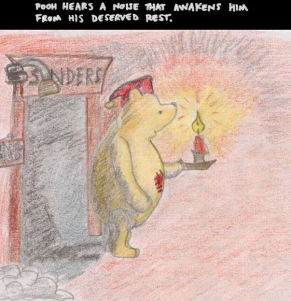 """The Scariest Book for """"Children"""" (49 pics)"""