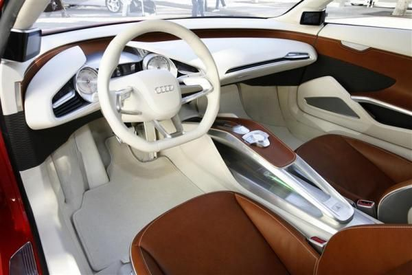 Incredibly Beautiful Concept Cars (15 pics)