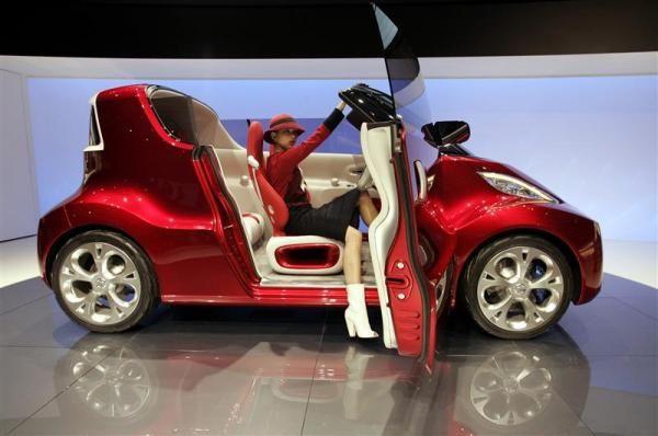 Incredibly Beautiful Concept Cars (15 pics)