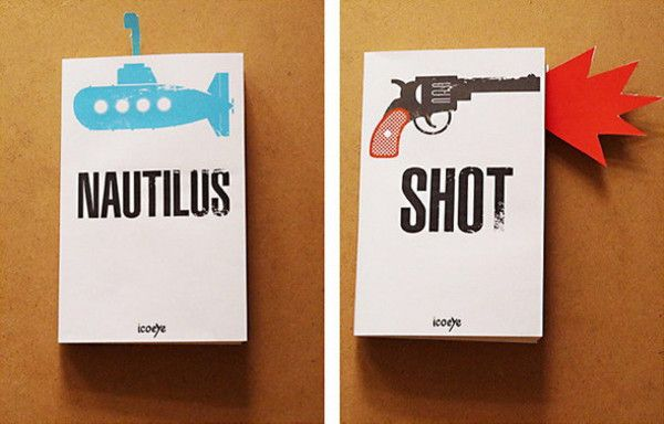 Creative and Amusing Bookmarks (8 pics)