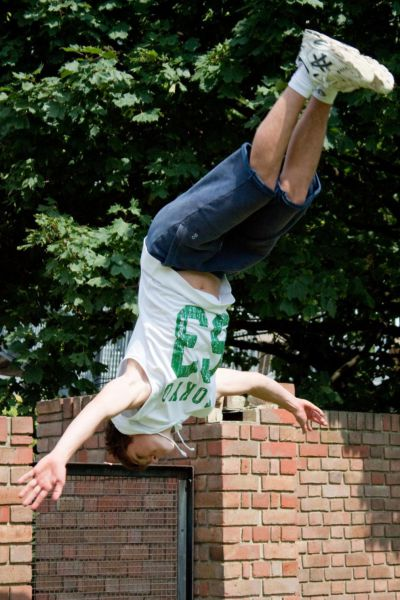 Brilliant Parkour Photos (32 pics)