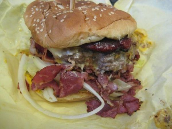 Heart Attack Burgers