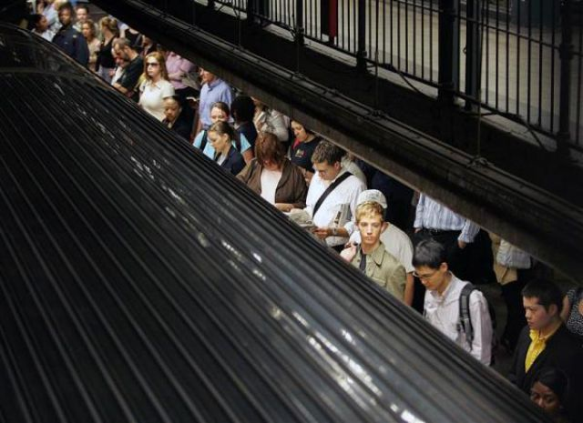 Images from the Underground in New York (24 pics)
