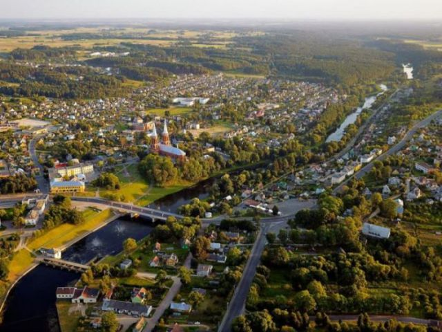 Lithuania from a Bird's Eye View (40 pics)