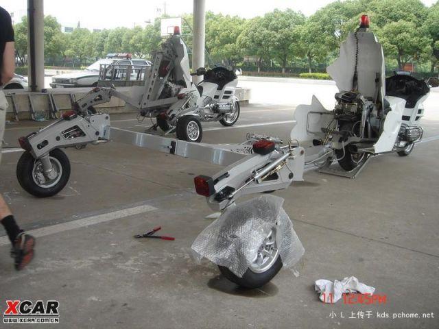 Unusual Motorcycles (4 pics)