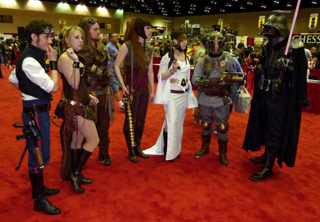 Star Wars Characters Galore (50 pics)