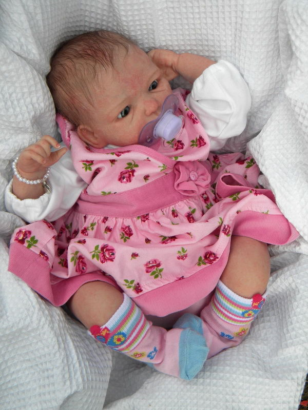 "Almost ""Real"" Baby Dolls. Part 2 (24 pics)"