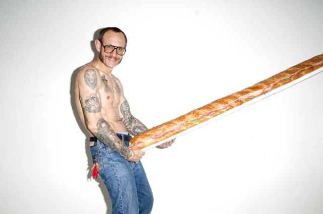 Welcome to Terry Richardson's Inner World (49 pics)
