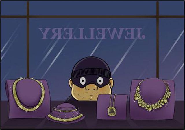 What Burglars Fear (17 pics)