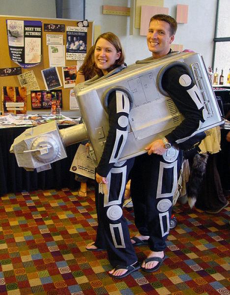 Low Budget Star Wars Costumes 11 Pics Picture 3 Izismile Com