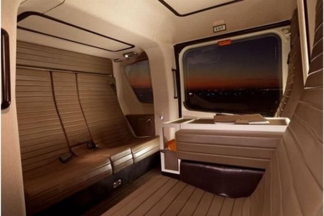 How Rich People Travel (42 pics)